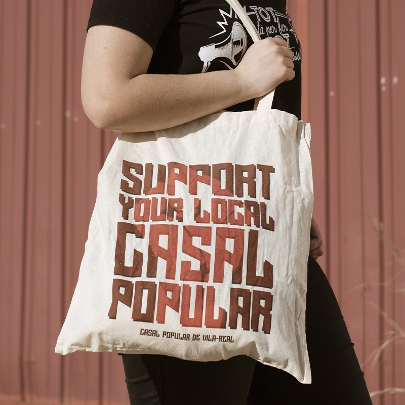 Bossa: Support your local Casal Popular
